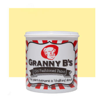Chalk paint GRANNY B'S buttermilk 1 litre