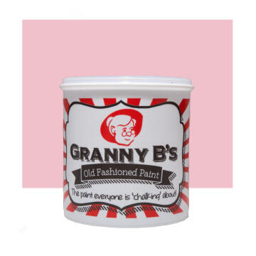 Chalk paint GRANNY B'S cotton candy 1 litre