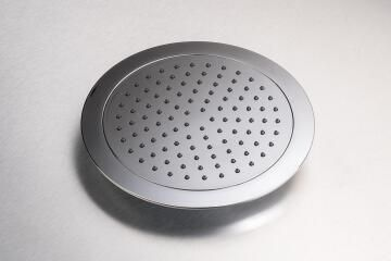 ROUND SHOWER ROSE 240MM ABS