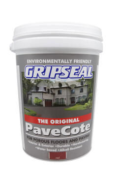 Paving paint GRIPSEAL Pavecote Red 20L
