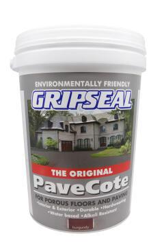 Paving paint GRPSEAL Pavecote Burgundy 20L