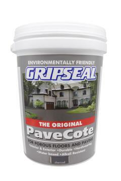 Floor Paint GRIPSEAL Pavecoat Charcoal 20l