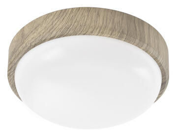 Ceiling light LED wood BRIGHT STAR CF126 4000k 15W