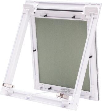 Ceiling Trap Door 400mm x 400mm Aluminium Unfinished