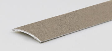 Profile cover semial aluminium powder coated concrete finish 900x30x3.2mm arcansas