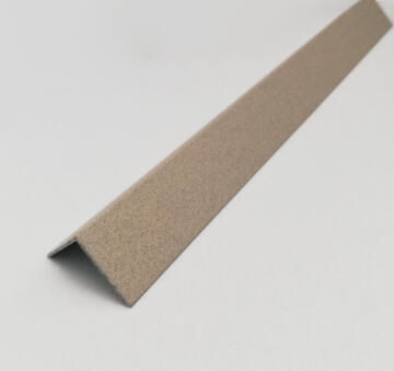 Profile equal corner adhesive powder coated aluminium sand 1000x15x15mm arcansas