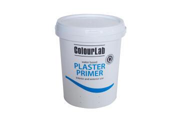 Plaster Primer Water Based COLOURLAB 20l