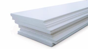 Extruded Polystyrene Insulation Board 3000x600x30 Smooth Bevel Swartland Insulation