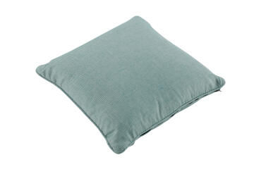 PILLOW NATERIAL RESEAT 100% RECYCLED 45X45CM GREEN