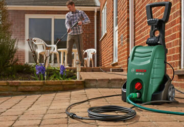 High Pressure Cleaner, Drain Cleaner, BOSCH, 10 meter