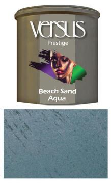 Interior paint VERSUS Prestige Beach sand aqua top cote 1L