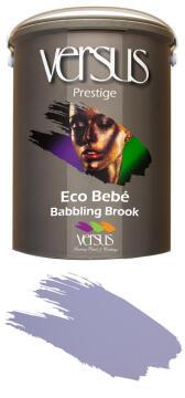 Interior paint VERSUS Eco Bebe Blabbing Brook 5 litre