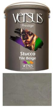 Interior paint VERSUS Prestige Venetian stucco tile beige base cote 5L