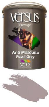 INTERIOR PAINT VERSUS ANTI MOSQUITO FOSSIL GREY