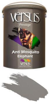 INTERIOR PAINT VERSUS ANTI MOSQUITO ELEPHANT