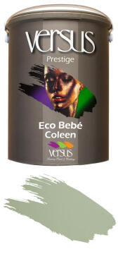 Interior paint VERSUS eco bebe 5 litre