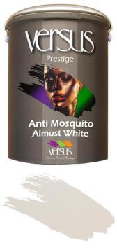 INTERIOR PAINT VERSUS ANTI MOSQUITO ALMOST WHITE