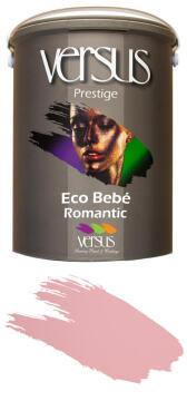 Interior paint VERSUS Eco Bebe Romantic 5 litre