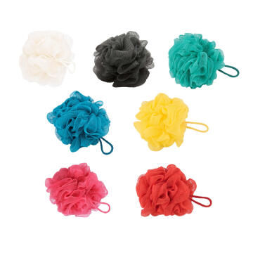 Sponge and scrubs loofah poly SENSEA easy multi