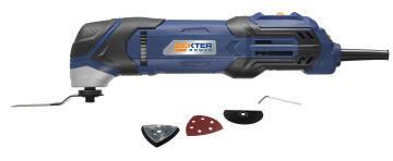 Multi purpose tool DEXTER POWER Quick change 250W
