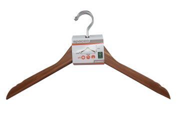 4pc Wooden hanger