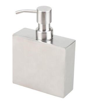 Soap dispenser SENSEA Natural Stainless Steel
