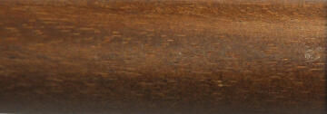 INSPIRE WOOD ROD D35 DARK OAK