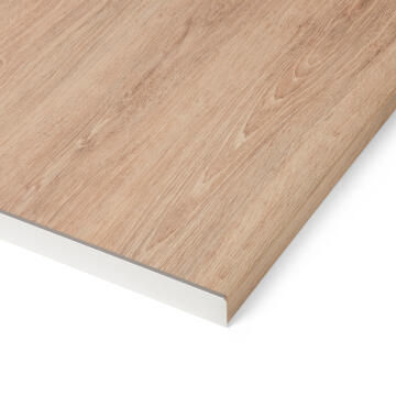 Kitchen worktop aluminium junction 38mm