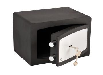 Key lock safety box 10lt standers
