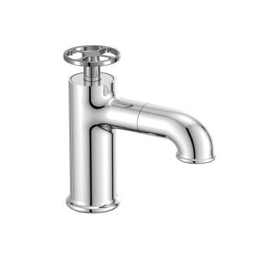 Basin mixer spout Rano w/o pop up chrome SENSEA