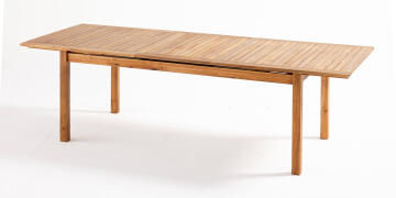 Table Rectangular Porto Auto Extension NATERIAL Wood