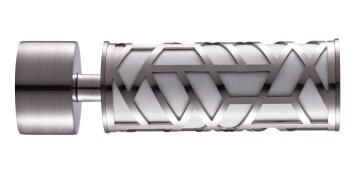 EX W/BRKET CL INSP D28 GL WHT 95-140 1PC