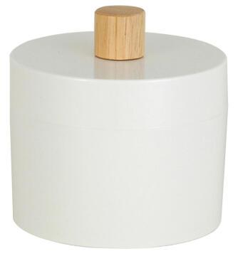 Cotton box plastic SENSEA Scandi white