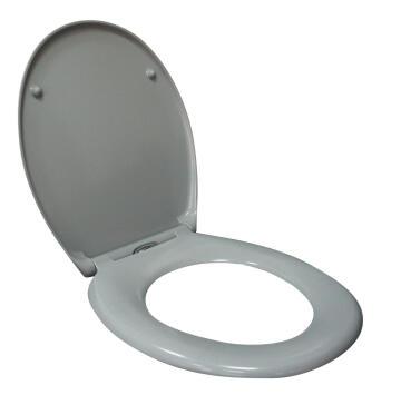 Toilet seat Easy SENSEA grey