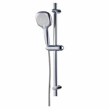 Hand shower rail set 2jets acs chrome SENSEA Eldo