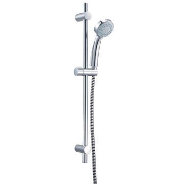 Hand shower rail set 2jets acs chrome SENSEA Ecco